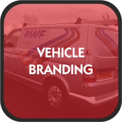 Link to the signpost - vehicle branding